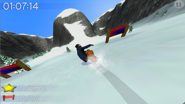 Big Mountain Snowboarding screenshot-3