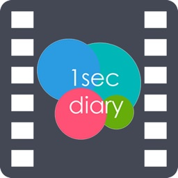 1 Second Video: Diary Everyday