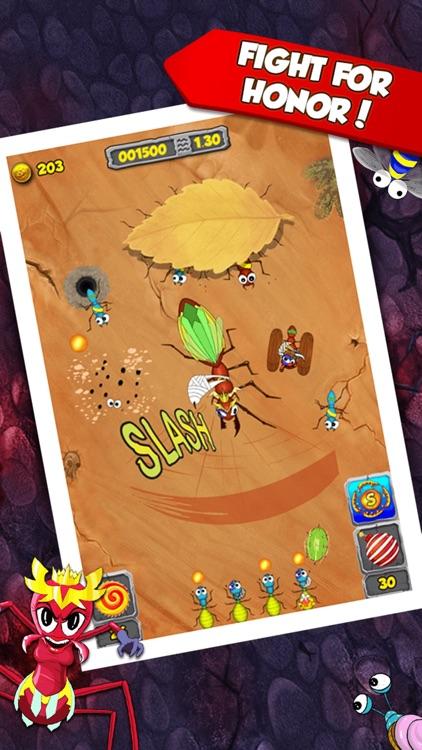 Tap Tap Ants: Battlefield screenshot-4