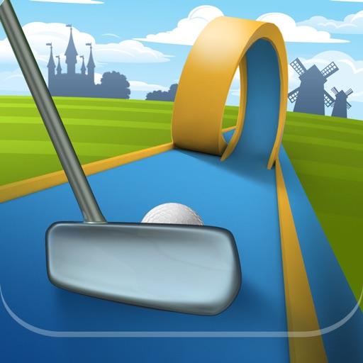 Putt Putt Go! Multiplater Golf Game