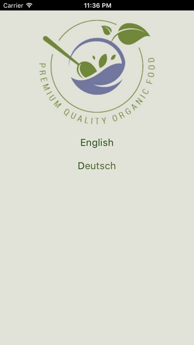Go-Organic screenshot 1