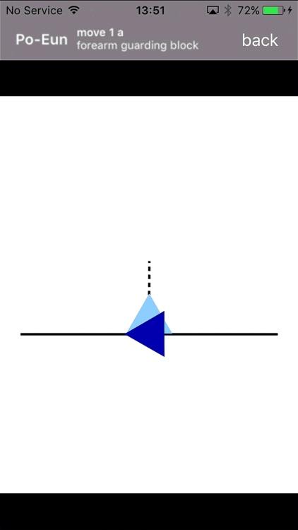 tkd patterns screenshot-3