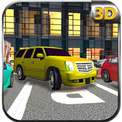 4x4 Jeep Parking & Car Driving Simulator