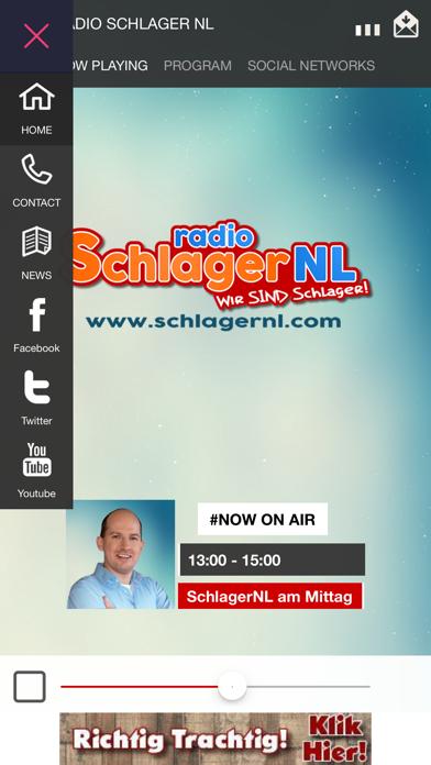 RADIO SCHLAGER NL screenshot two