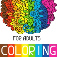 Codes for Adults Coloring Book Color Therapy for Anti-Stress Hack