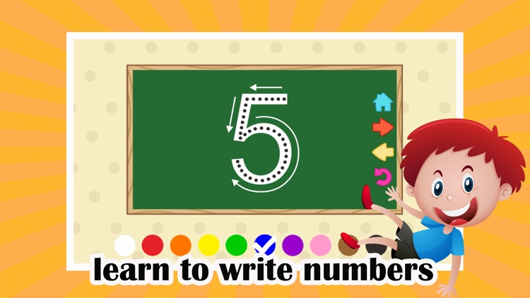 learning to write the alphabet for kids screenshot-3
