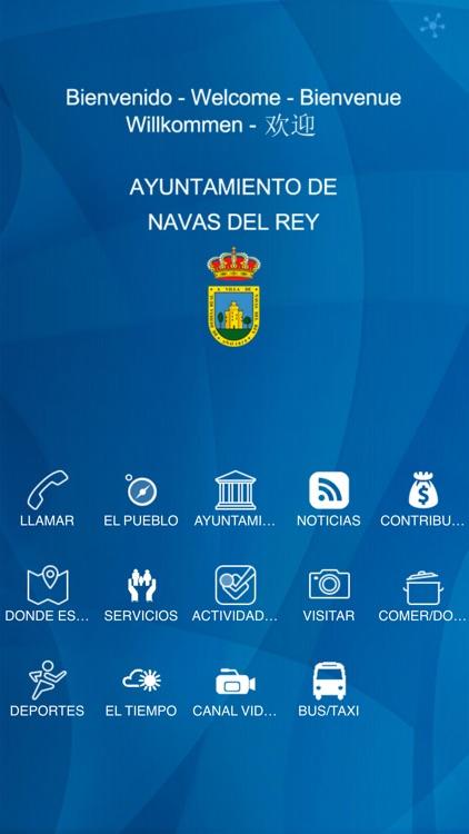 App Navas del Rey