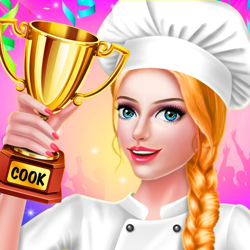 Celebrity Cooking Show - Dress Up Salon & Makeover iOS App
