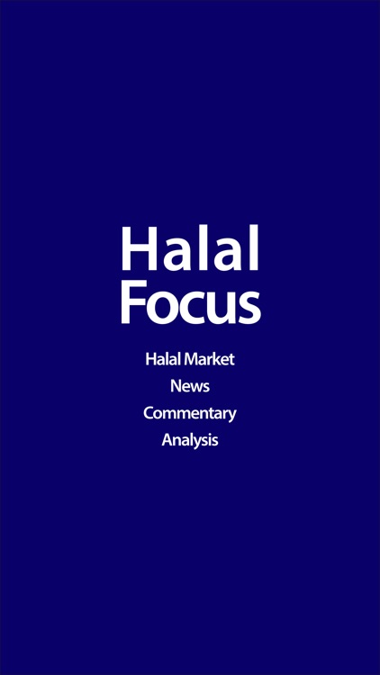 Halal Market News screenshot-0