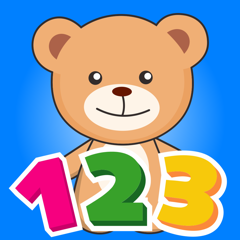 learning numbers games for 3-5 year olds