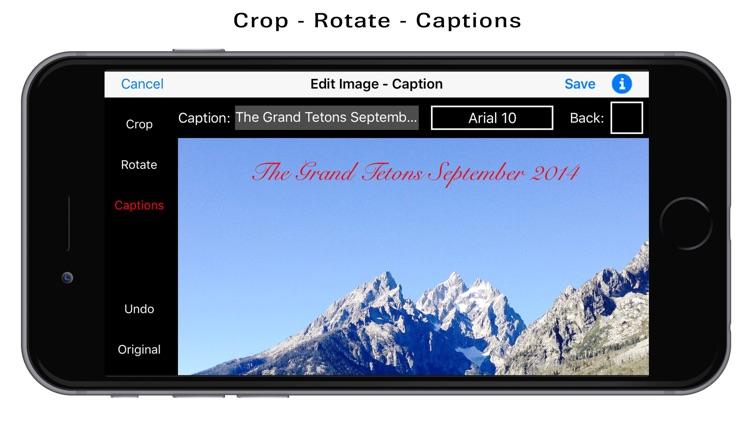 Image Organizer 123 – Photo Manager & Album Share screenshot-3