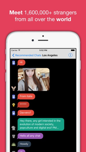 Dating chat rooms for teens