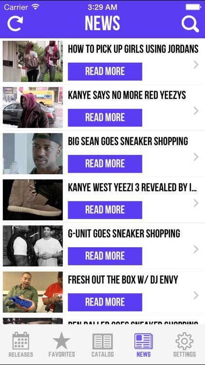 Sneaker Crush - Air Jordan & Nike Release Dates screenshot-4