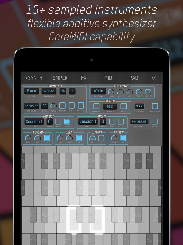 expressionPad MIDI/Synth - Online Game Hack and Cheat | TryCheat com