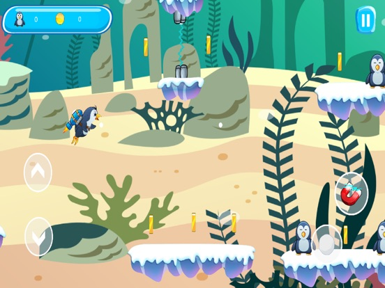The word of penguins-ipad-2