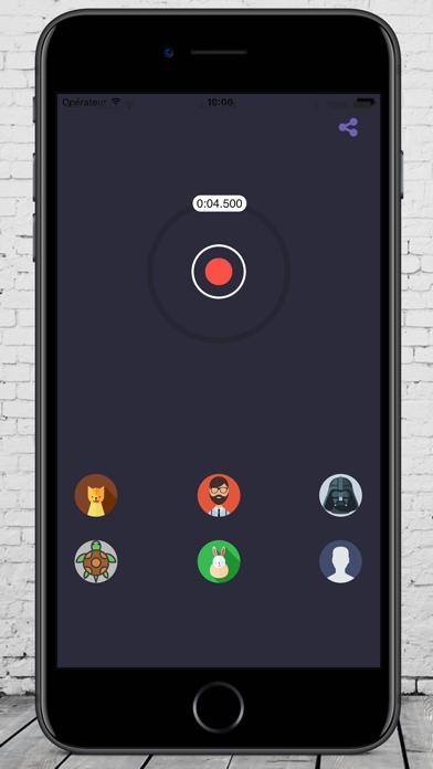 مغير الصوت بدون انترنتلقطة شاشة3