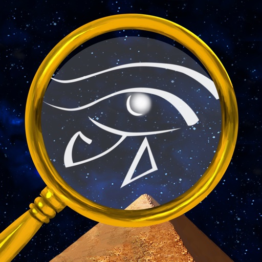 Hidden Objects: Pharaoh's Golden Amulet