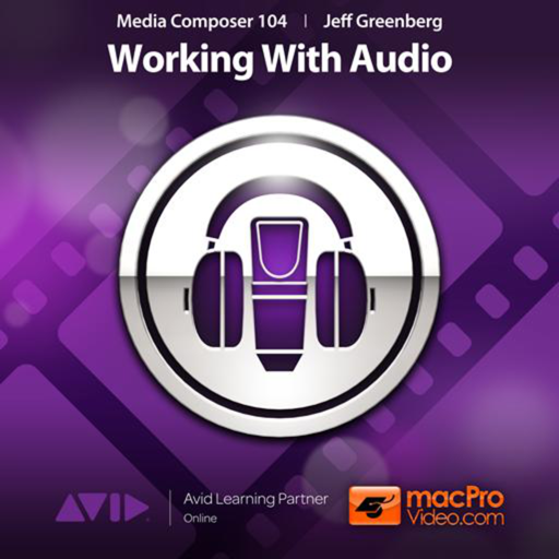 Course For Media Composer 6 - Working With Audio