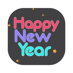 New Year Animated Stickers for iMessage