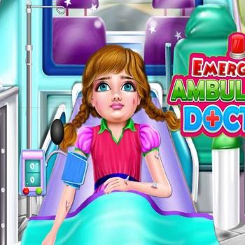 Emergency Ambulance Doctor
