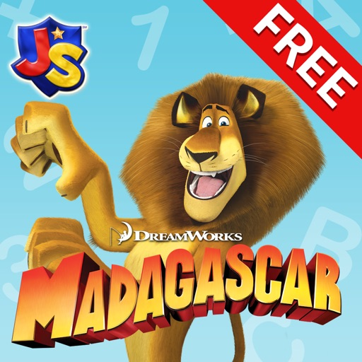 Madagascar Preschool Surf n Slide Free