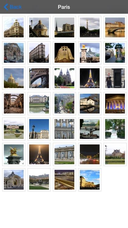 Paris Offline Map Travel Explorer screenshot-4