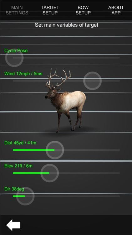 Bow Hunt Simulator screenshot-2