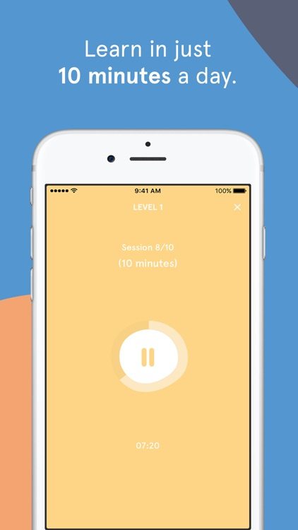 Headspace: Guided Meditation and Mindfulness app image