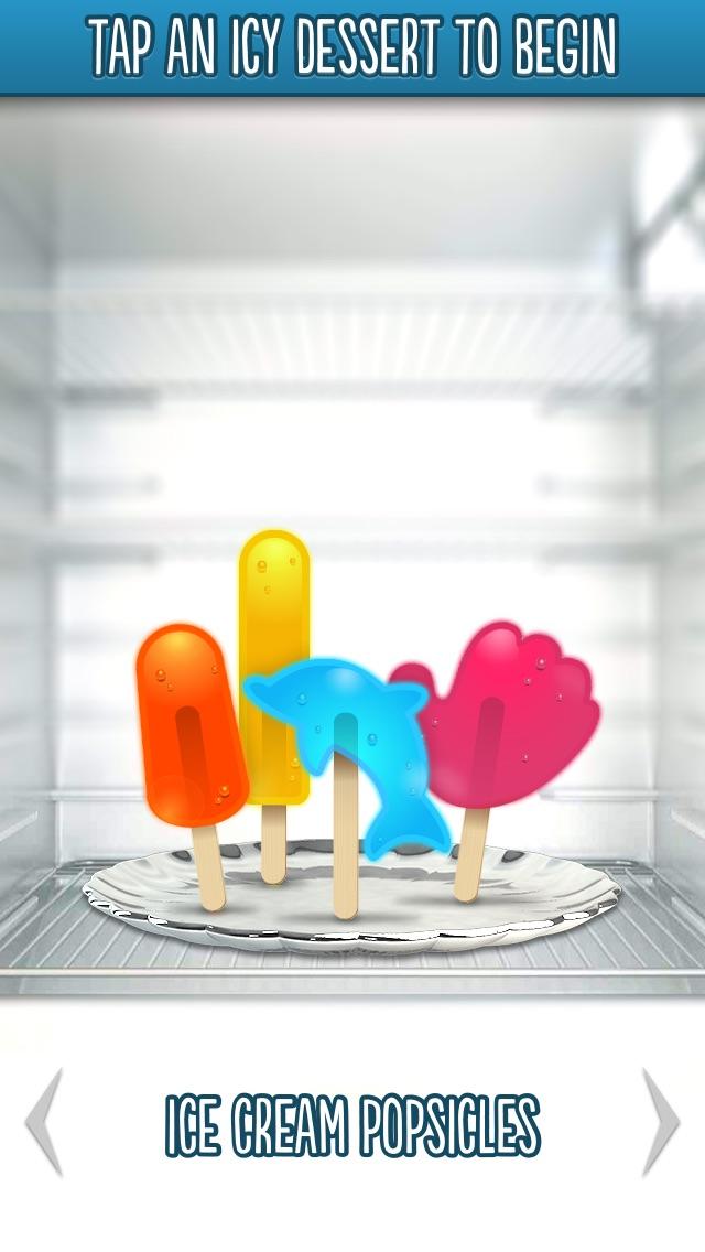 Eisdessert MakerScreenshot von 2