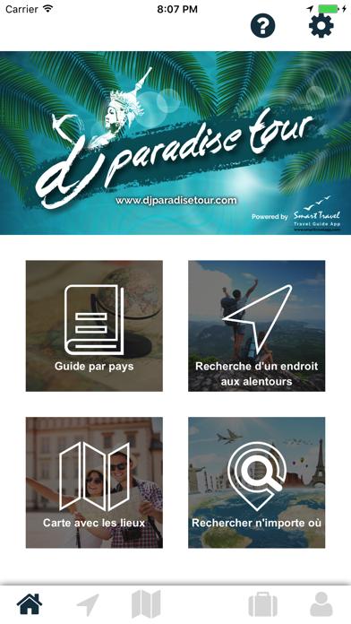 DJ Paradise Tour screenshot two