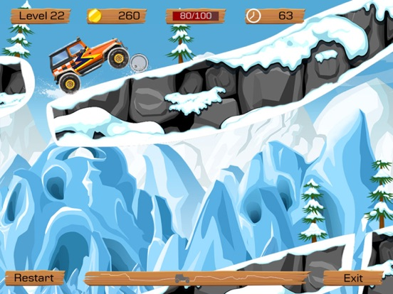 Скачать Snow Off Road -- Mountain Mud/Dirt Driving Game
