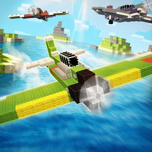 Блок полет симулятор мир