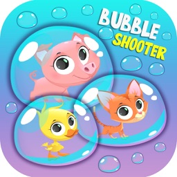 Little Pet Bubble Shooter