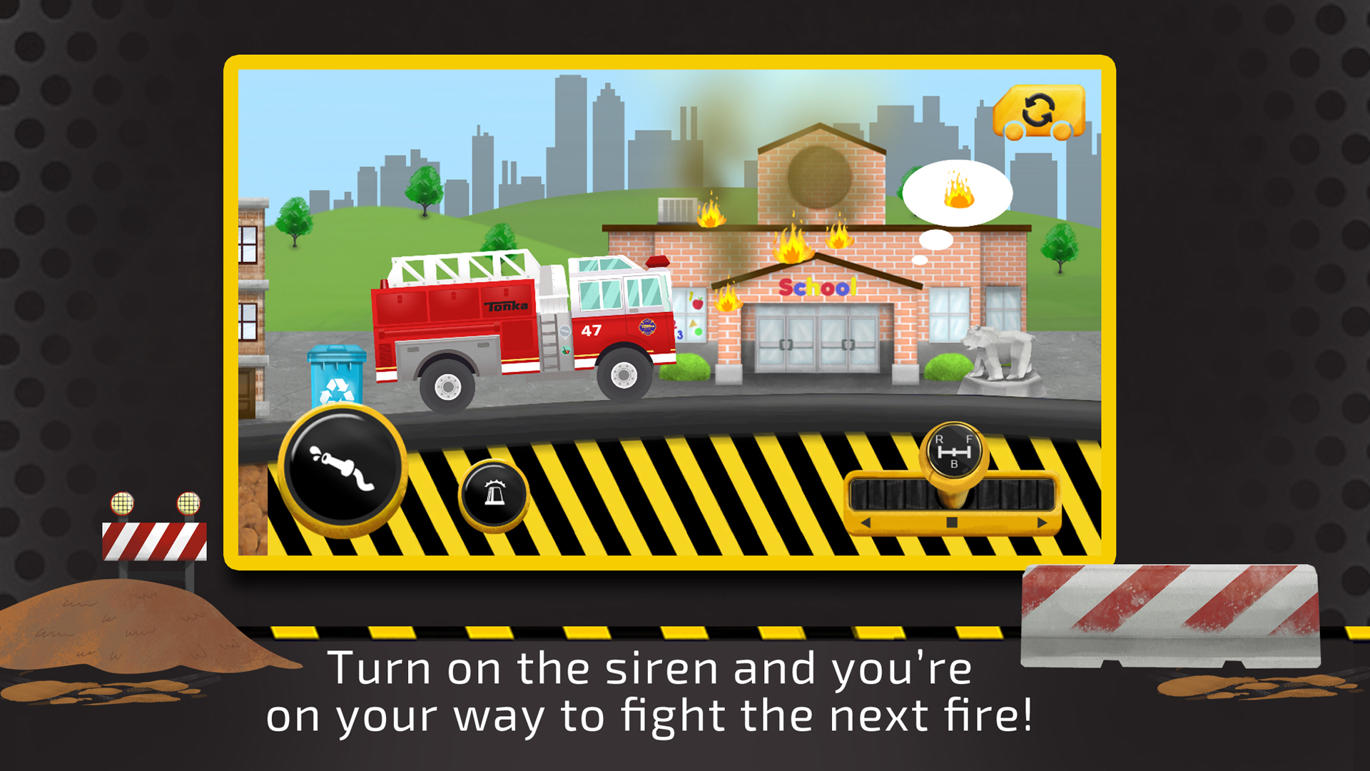 Tonka: Trucks Around Town screenshot 12