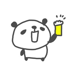 Beer Party Panda!