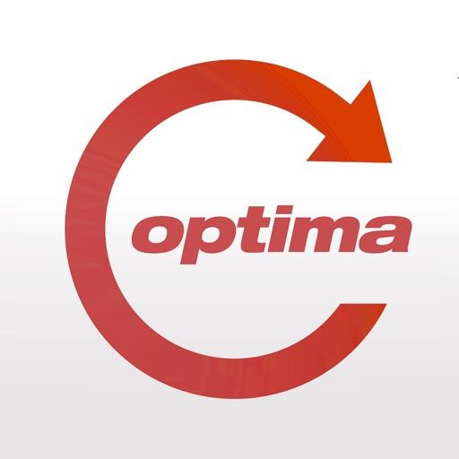 ESS optima D app logo