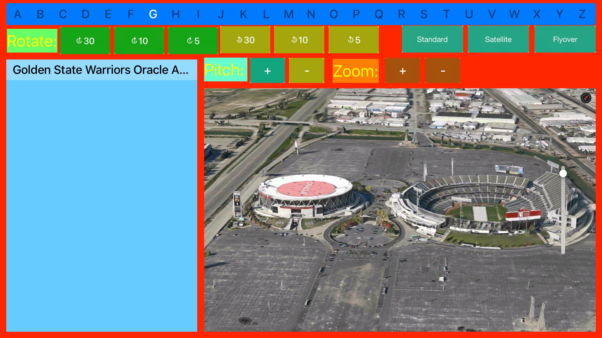 Sport Stadiums Pro - 3D Cities screenshot 23