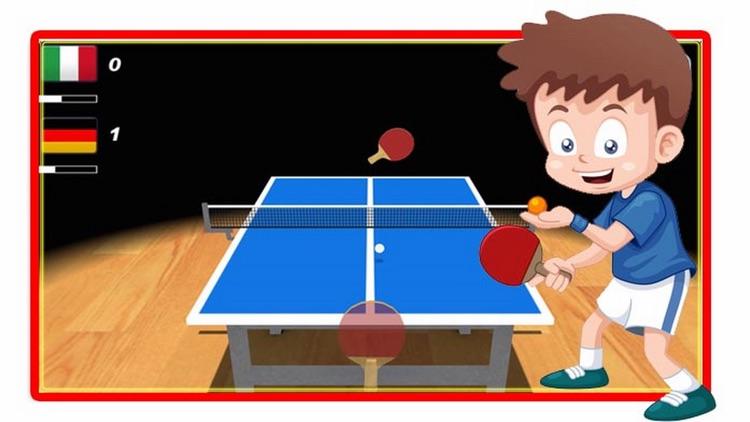 Fun Ping Pong Ball 3D