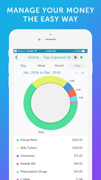Easy Spending -Expense Tracker
