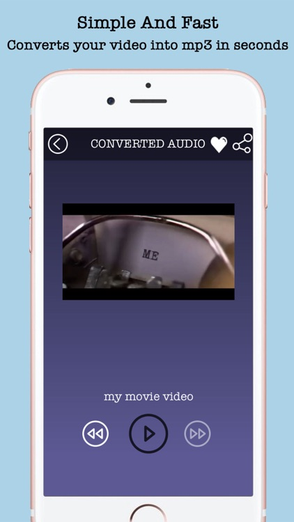 Video To Mp3 Converter- Convert Video To Mp3 Audio by