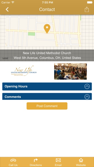 Methodist apps