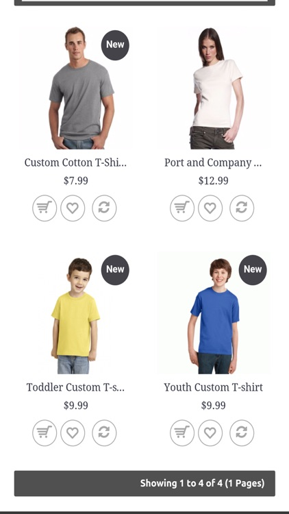 Design a T-shirt and Print