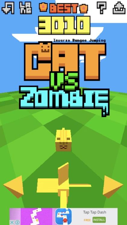 Cat Vs Zombie