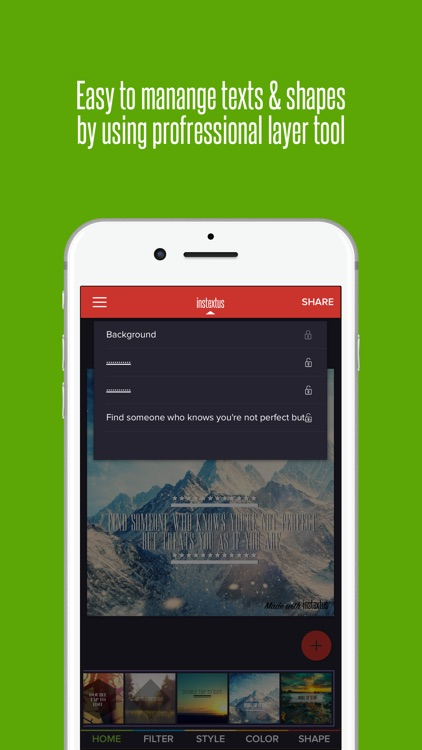 InstextUsPro - Colorful Text for Instagram screenshot-2