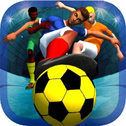 Futsal game - indoor football soccer