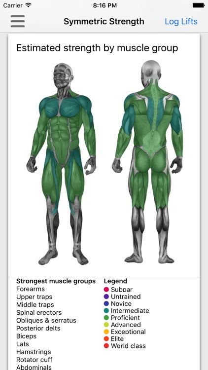 Symmetric Strength screenshot-3