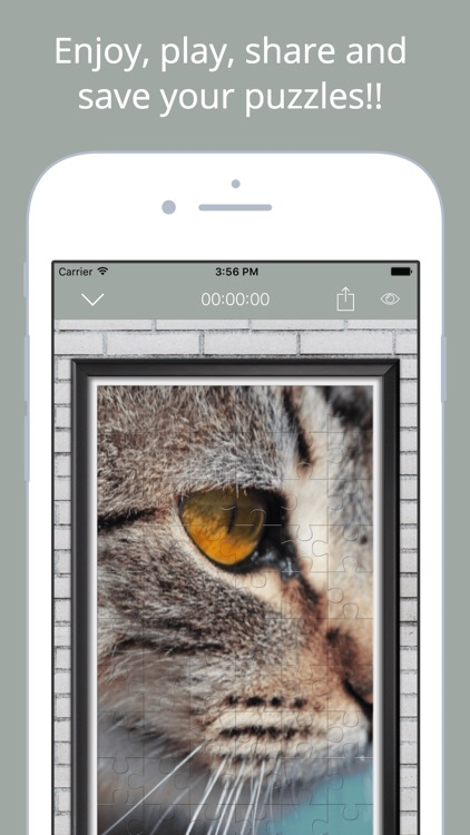 Cats Puzzle - Play with your favorite cats photos screenshot-4