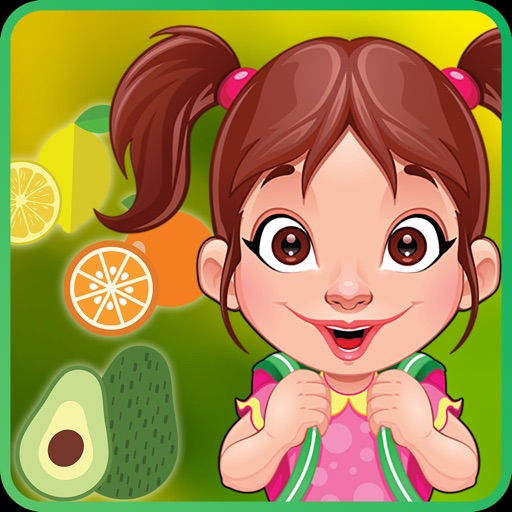 My Emma Fruit Puzzle Mania - Emma Games Free icon