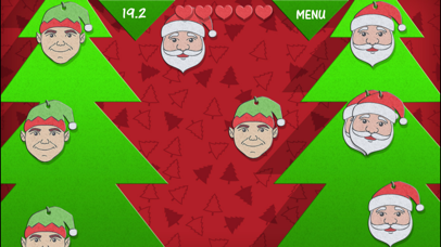Santa Claus Game - Crazy Catcher Skill Games screenshot three