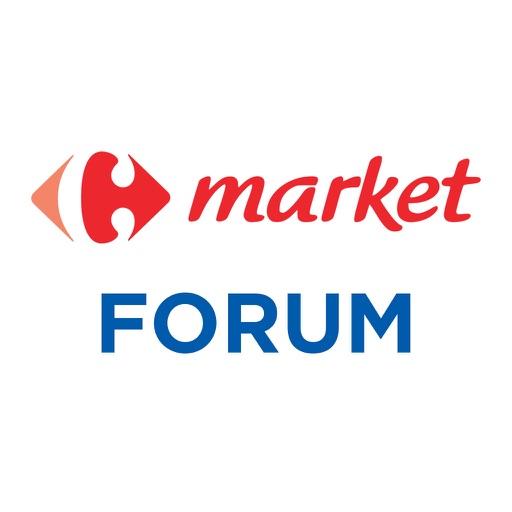 Baixar Carrefour Market Forum para iOS